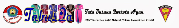 Tata Busana SMK Plus Qurrota A'yun