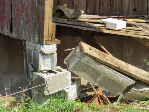 shed demolition