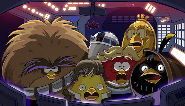 angry birds star wars juego