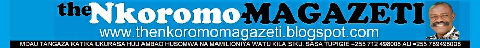 theNkoromo MAGAZETI