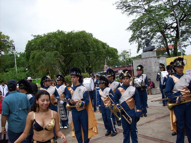 """Banda Show """"U.E.P Miguel P. Rico"""""""