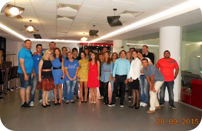 A fost Craiova Blog Meet Septembrie #43