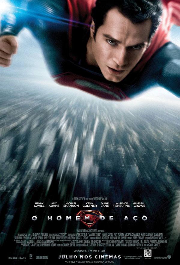 Assistir Superman: O Homem de Aço Dublado