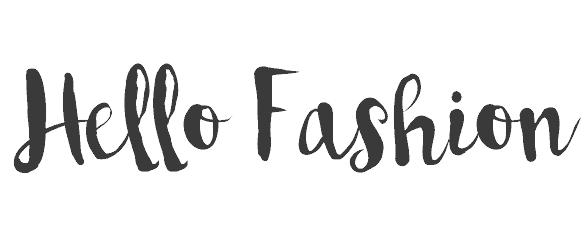 Hello Fashion | Blog lifestylowy, czyli blog o modzie, urodzie i życiu.