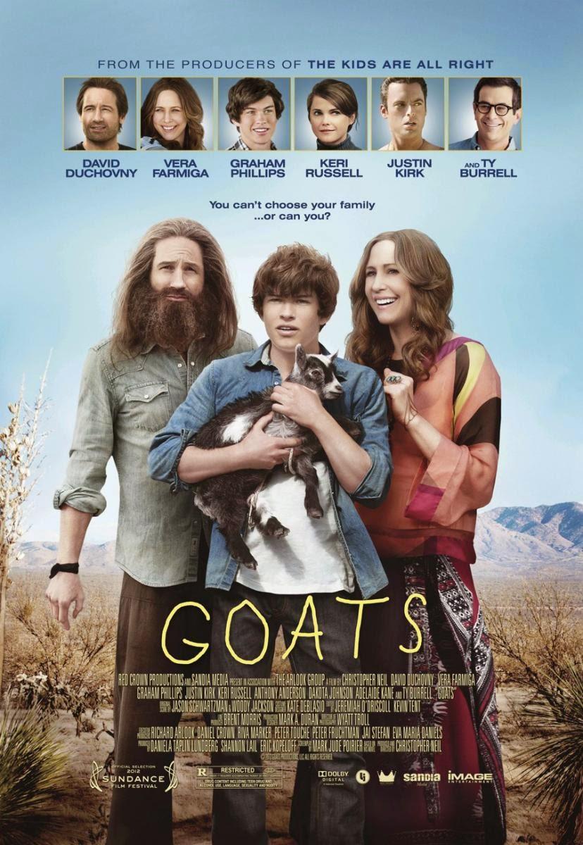 Goats 2012 [DvDRipAudioLatino][Comedia]