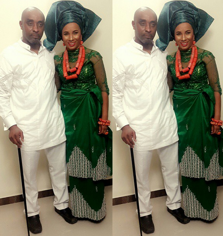 [Photos] The Stunning Mrs Ibinabo Fiberesima-Egbuka In Her Traditional Attire