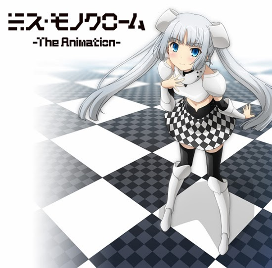 Miss Monochrome [10/??][MF]