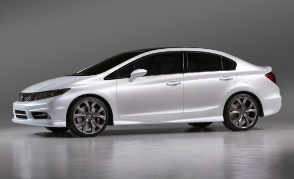 Honda Says That Its All New Civic Will Start From $15,605 Prior To A $750  Mandatory Destination Charge When The New Car Hits The Market Later This  Month.