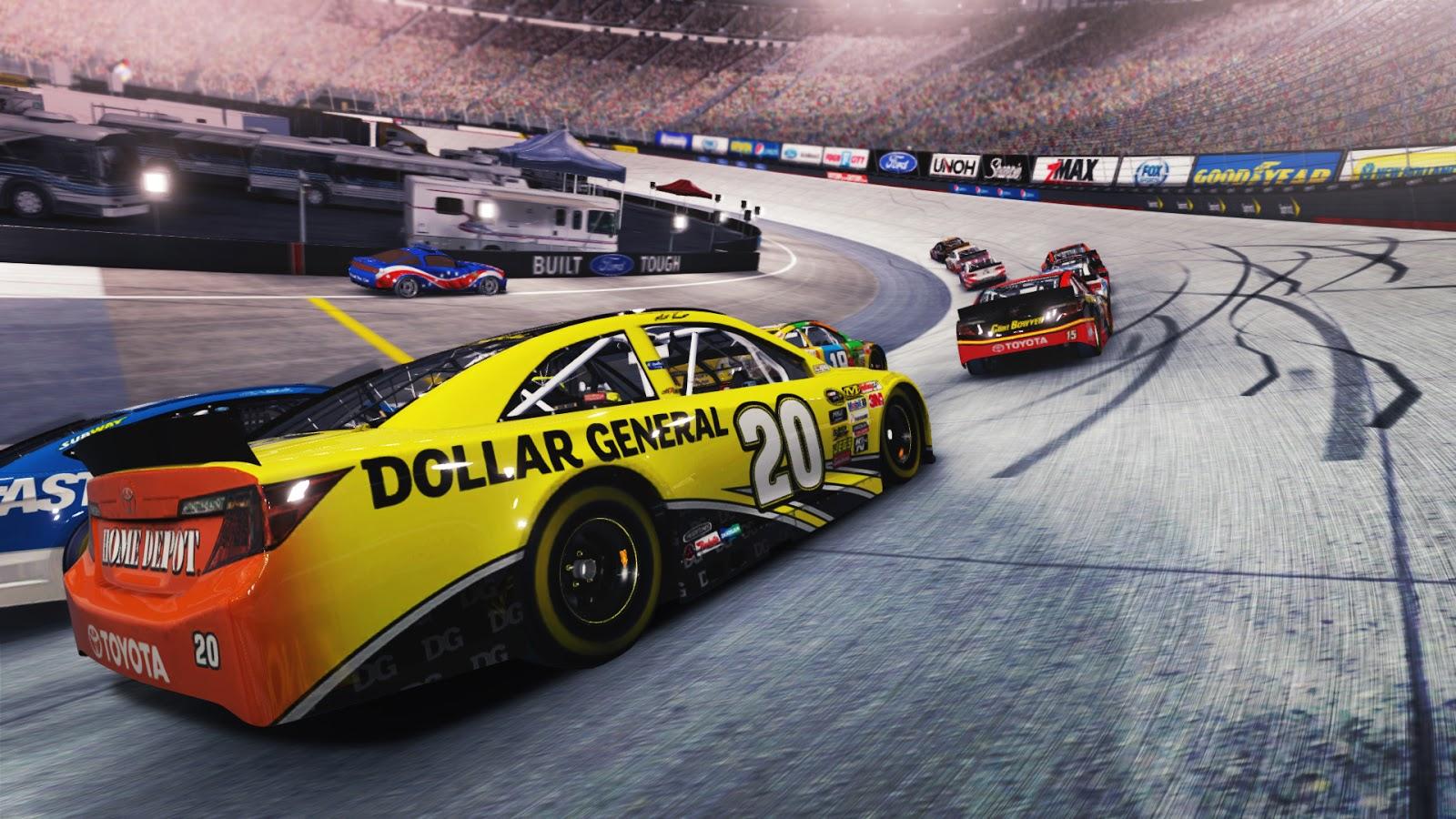 NASCAR'14 Screenshot 1 - Ohgamegratis 2