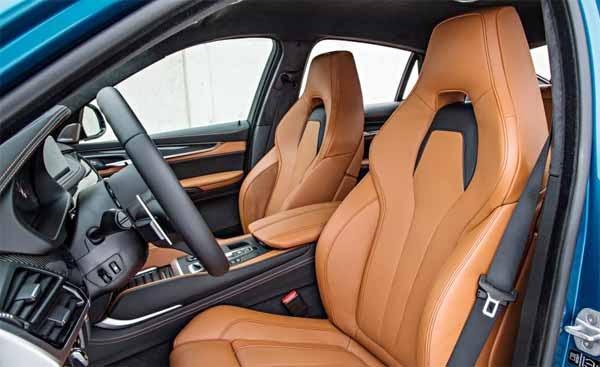 2015 BMW X6 M Series Test Drive Canada