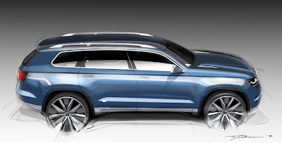 Volkswagen to Reveal Seven-Seat SUV Concept in Detroit