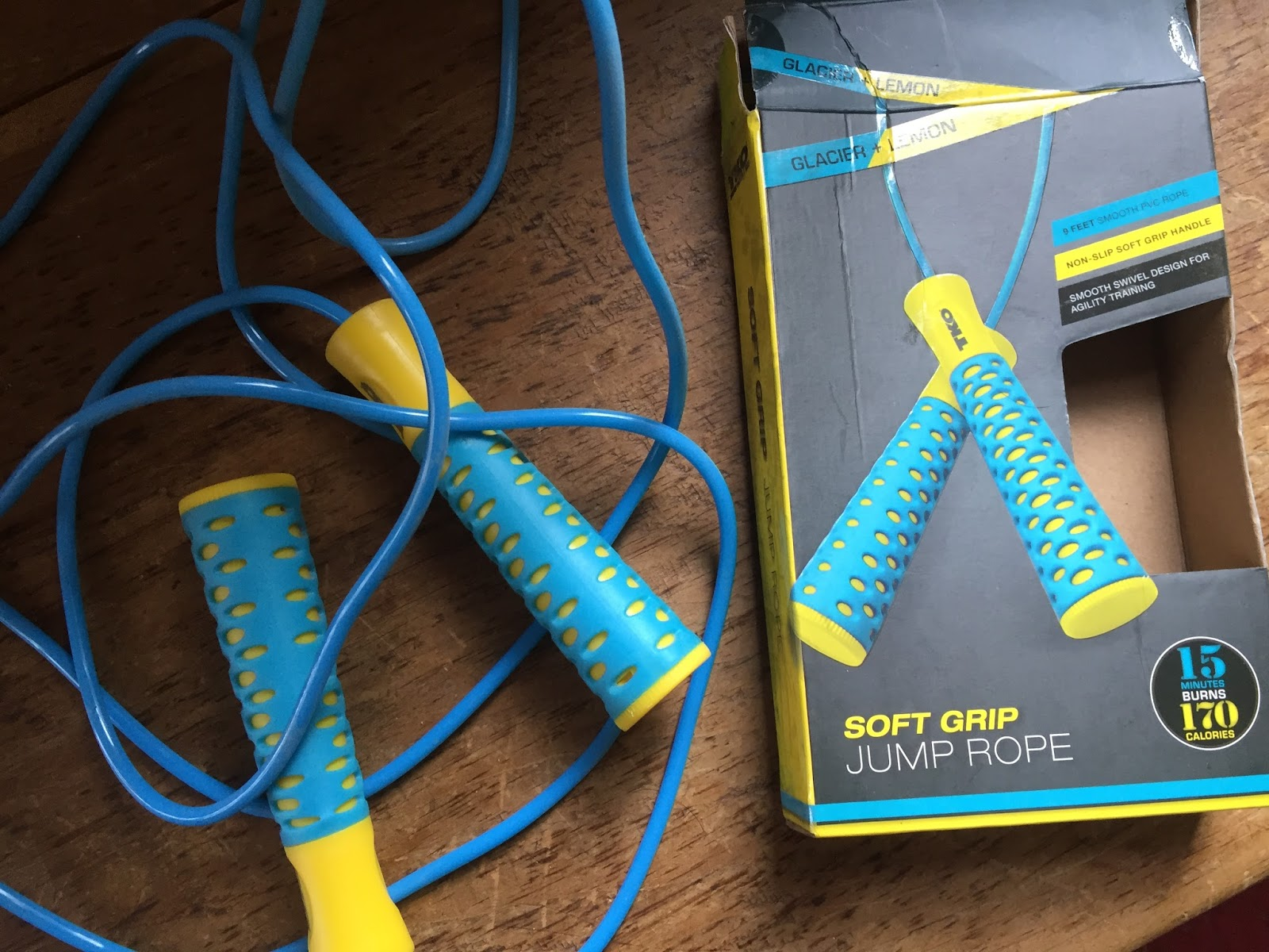 A Jump Rope Workout Wednesday