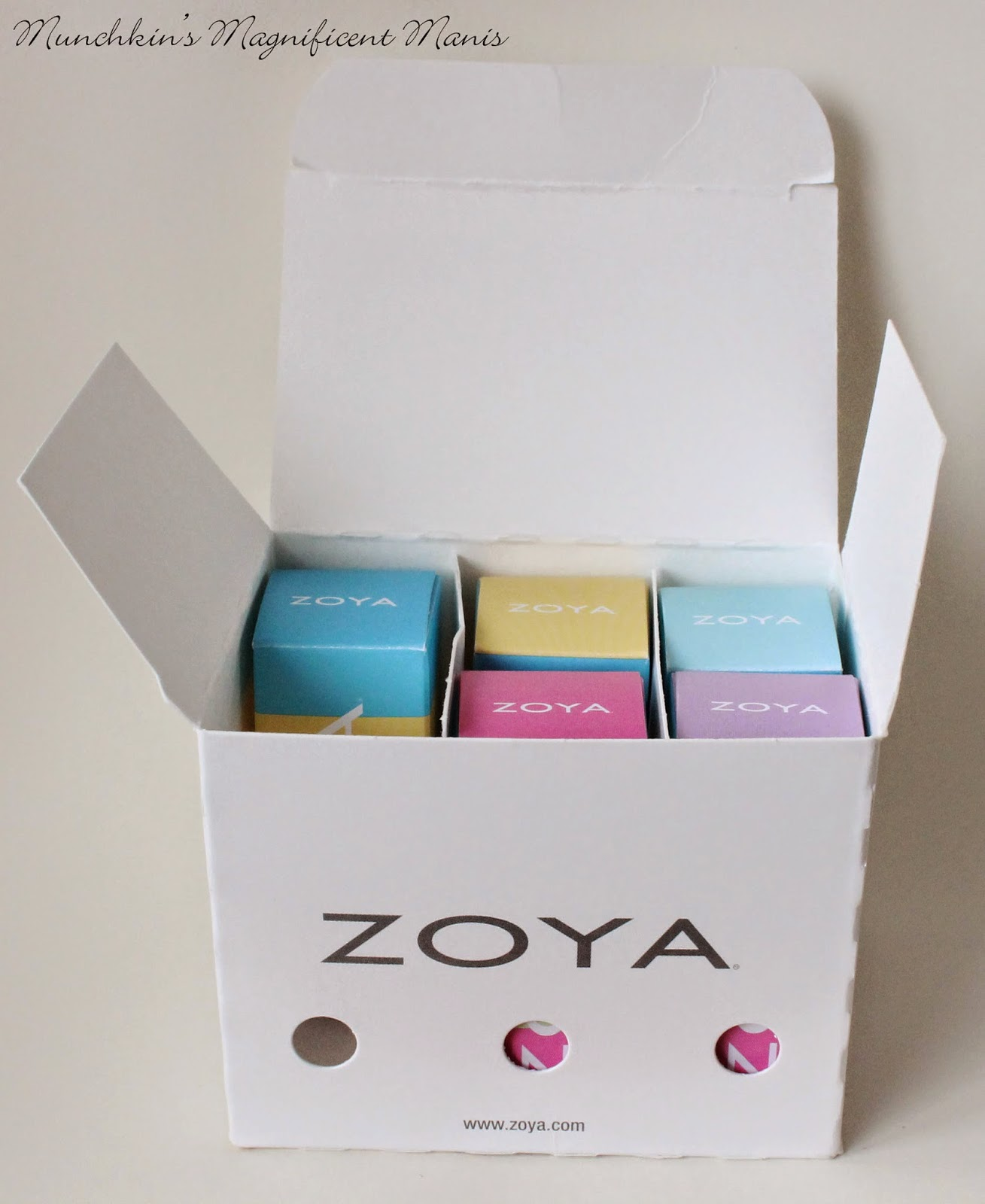 Zoya Delight minis