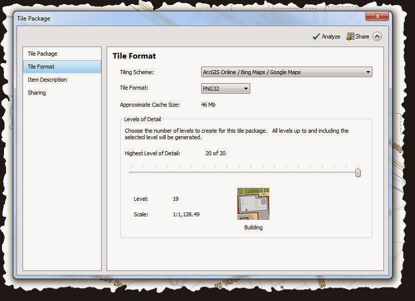 Tile Format Page
