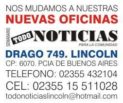 TODO NOTICIAS LINCOLN