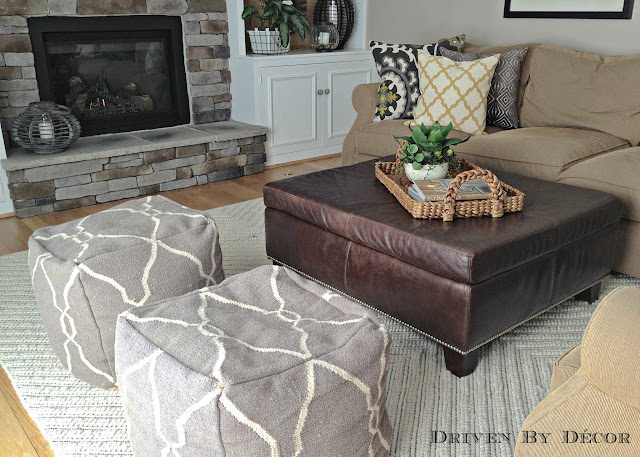 house tour family room driven by decor