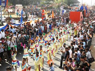 bonderam festival in goa 2013