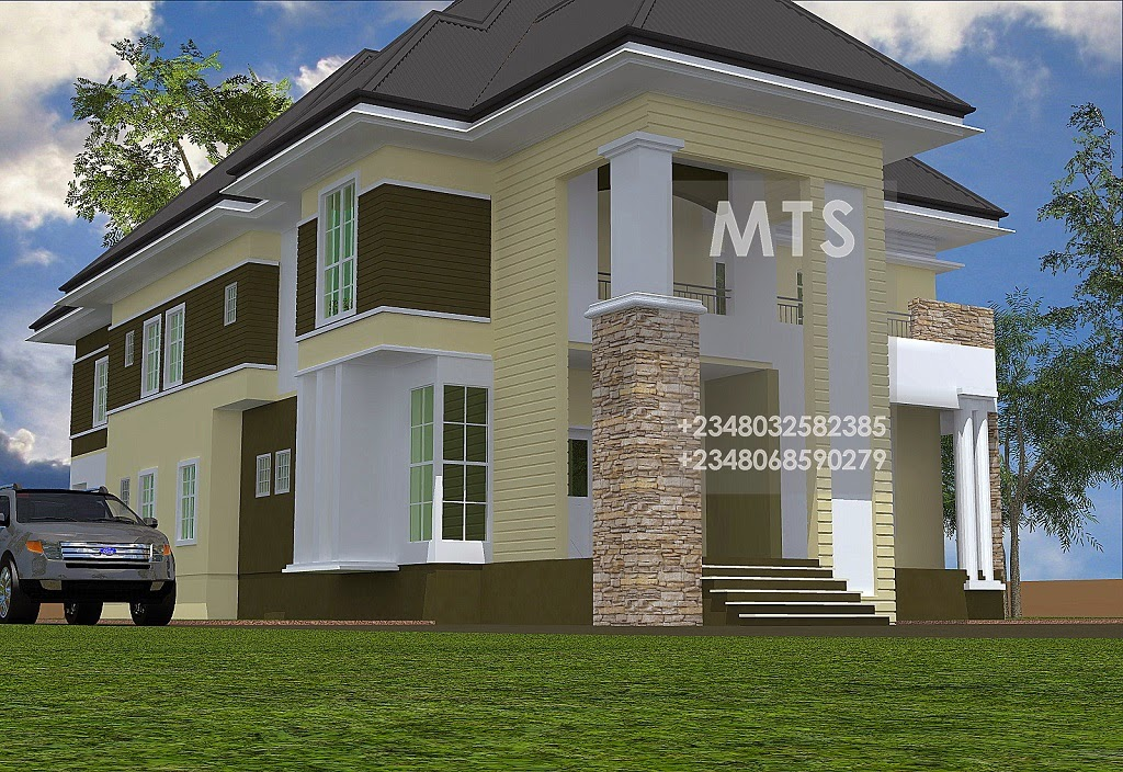 6 bedroom duplex residential homes and public designs for 5 bedroom duplex