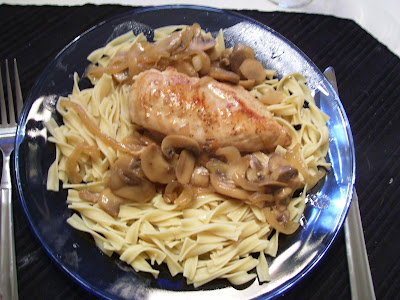 Smitten Kitchen's Chicken Marsala