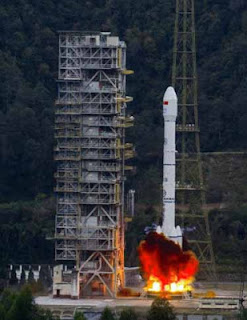 Sri Lanka's first satellite launched