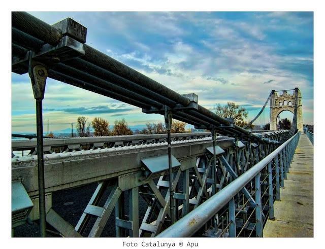 Puente, Amposta,Ebro,Delta,Cataluña
