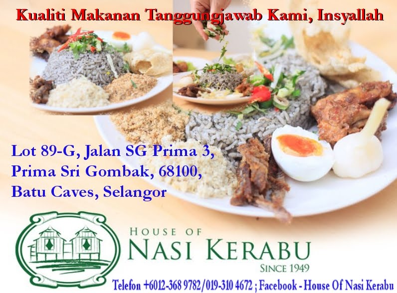 House of Nasi Kerabu
