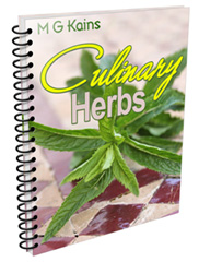 Culinary Herbs Cookbook!