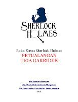 Sherlock Holmes Indonesia Download ebook Buku Kasus Sherlock Holmes the case-book of Sherlock Holmes petualangan tiga garrideb bahasa indonesia gratis