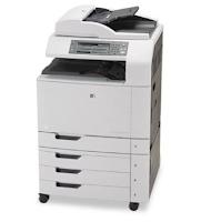 HP Color LaserJet CM6040 MFP Series Driver Download Mac - Win