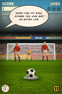 Flick Kick Football app review