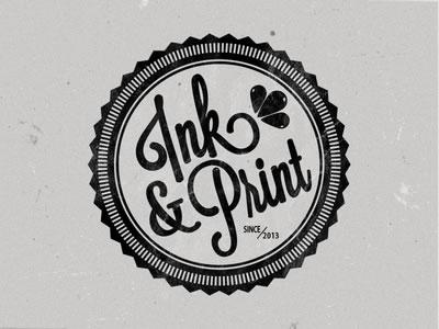 Ink & Print