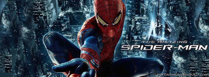 portada de facebook, spiderman 4