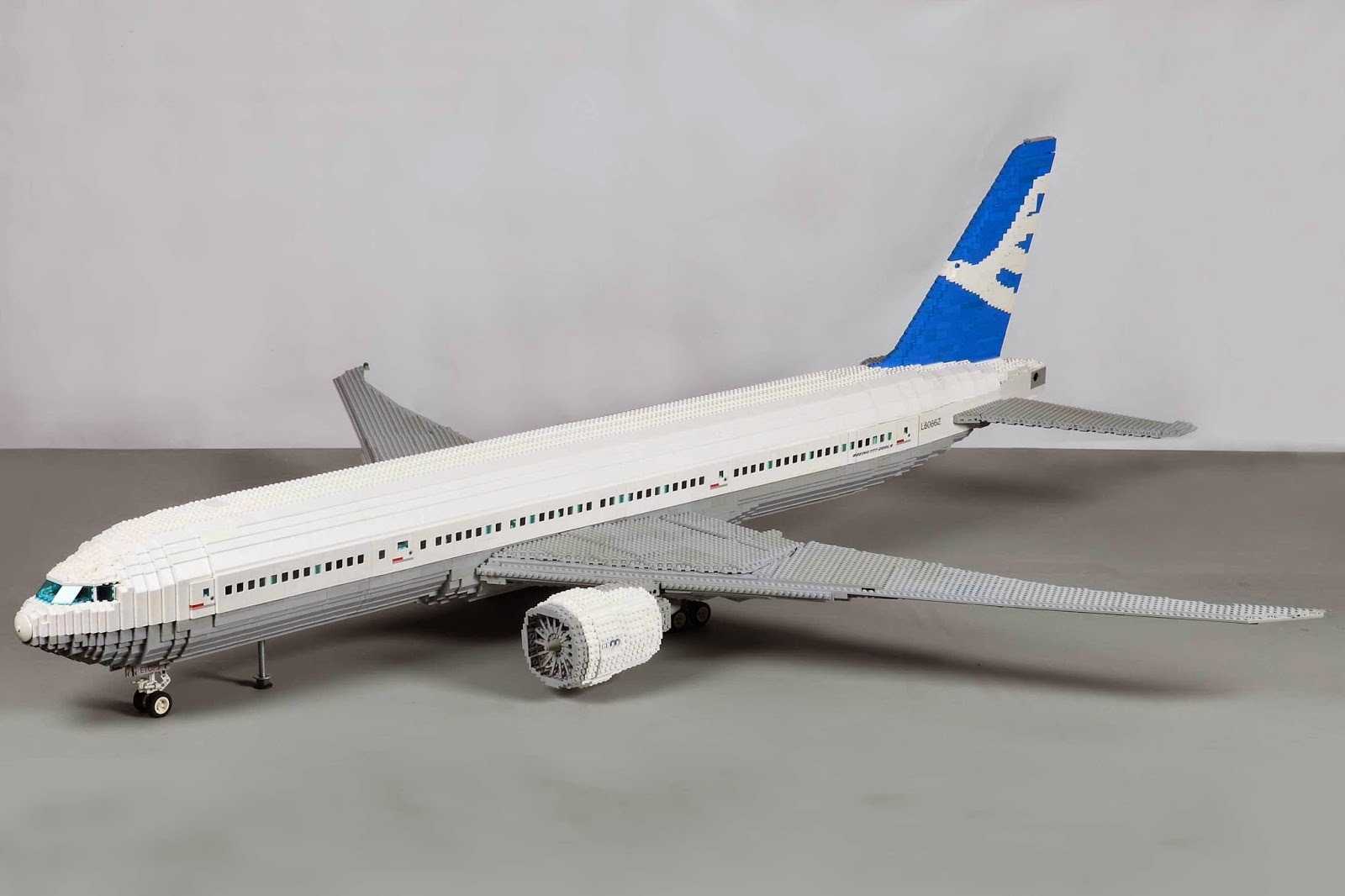 american airlines airplanes toys with Lego Moc Boeing 777 on B000v0fh1q likewise United Airlines Livery History as well Show Boobies See Women Wearing Low Cut Tops Expose Boobs Landing Jobs Photos as well Singapore Airlines Concorde furthermore Lego Moc Boeing 777.