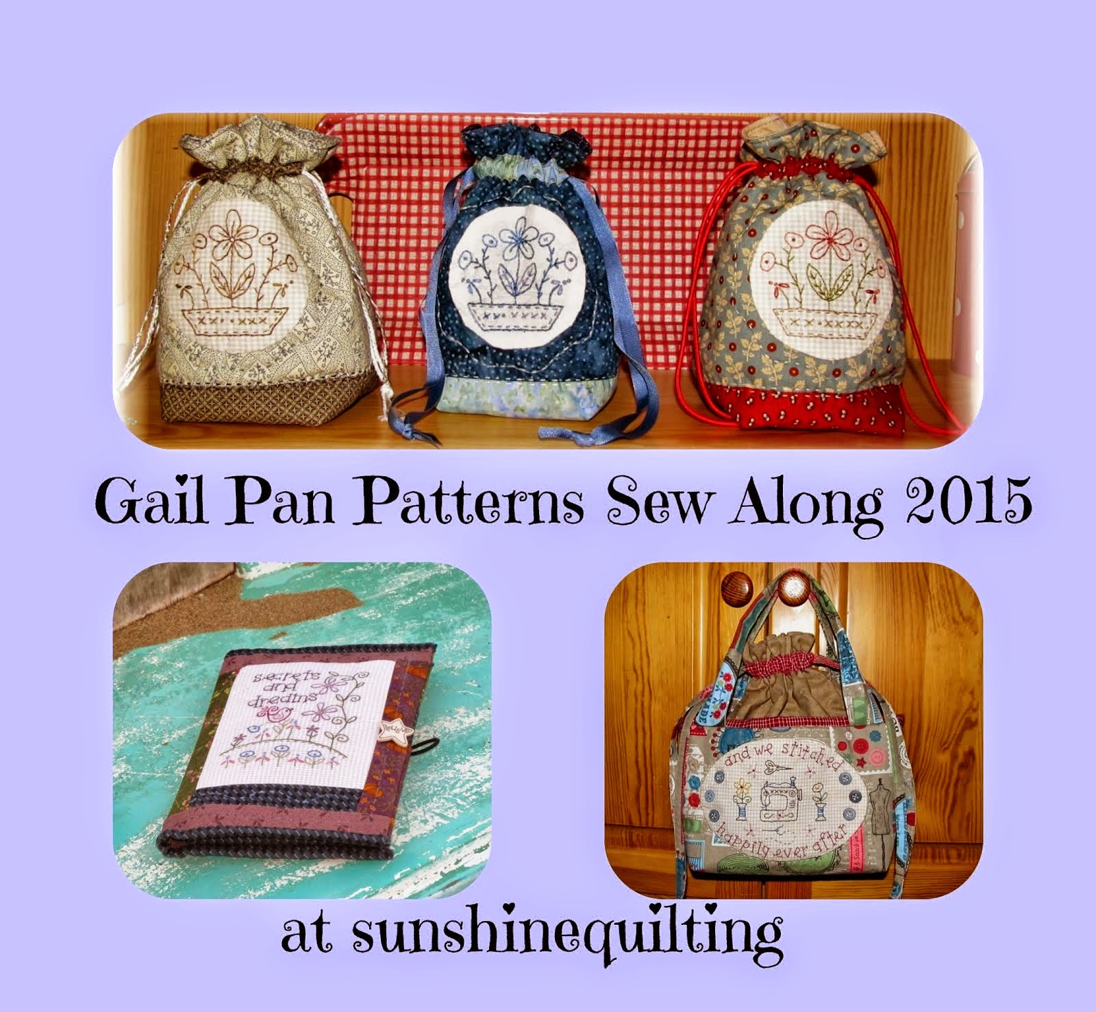 Gail Pan Patterns 2015 SAL