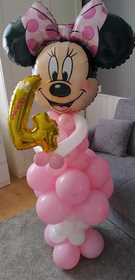Todo tipo de decoración con globos
