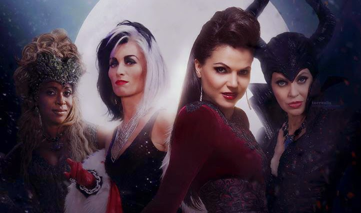 queens of darkness evil queen