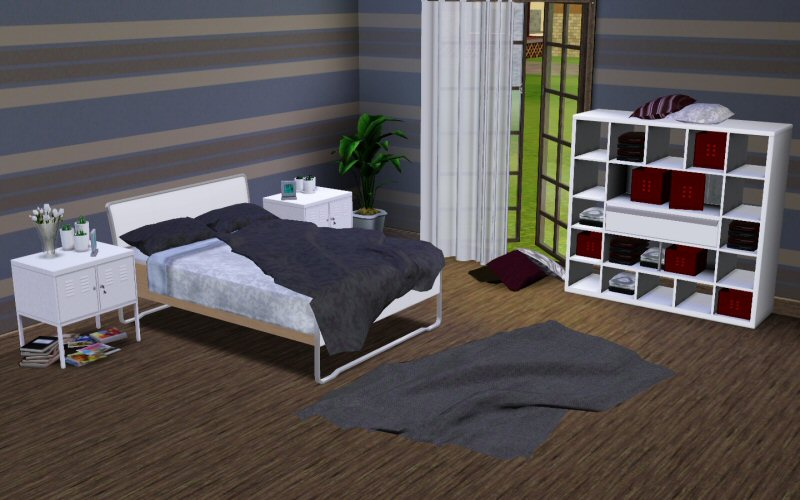 My sims 3 blog two bedroom sets by funny Funny bedroom