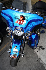 Elvis was in the building!