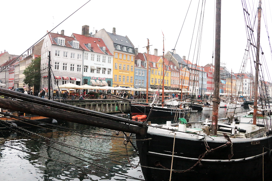 Weekends in Europe: Copenhagen