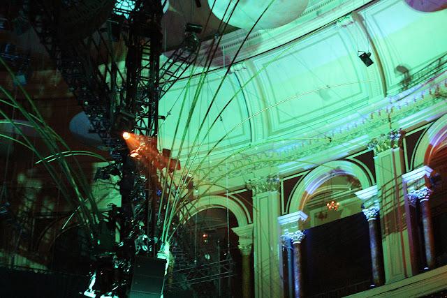 Show at Royal Albert Hall