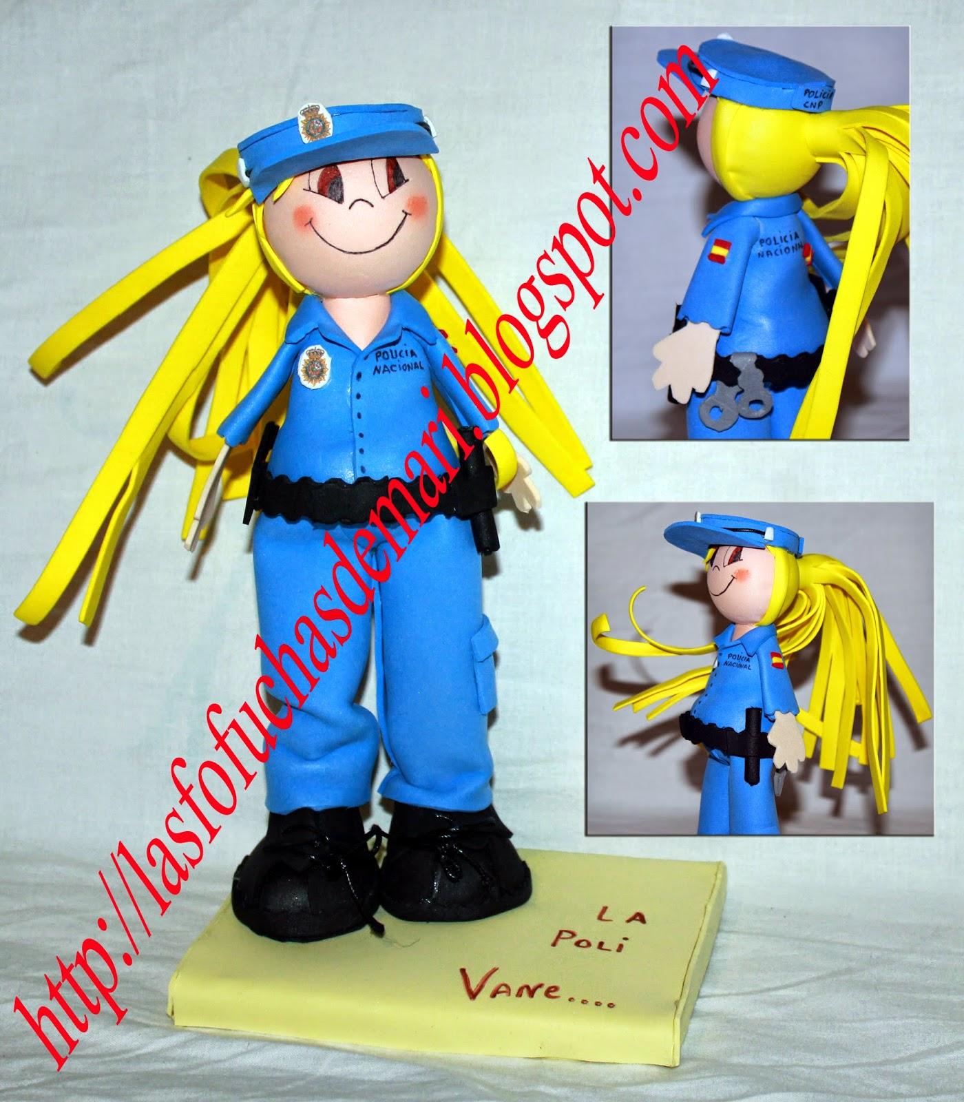 Policía Nacional - Vane