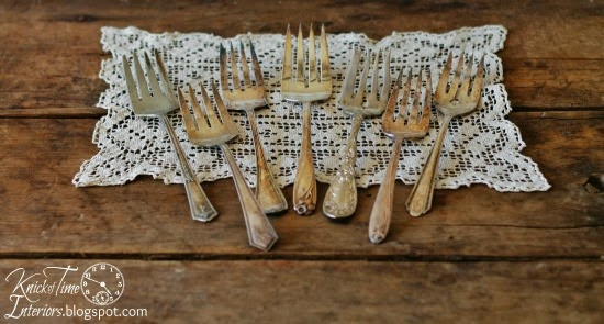 Antique-Silverware-Flatware-Forks