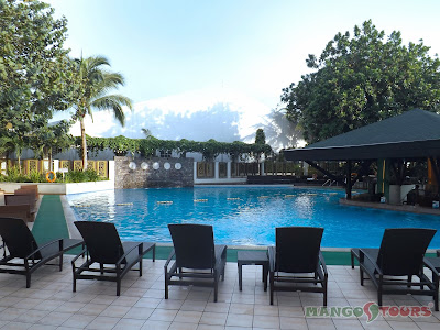 Mango Tours Manila Hotel Outdoor Pool