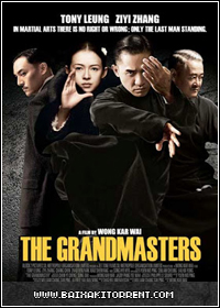 Capa Baixar Filme The Grandmasters (Yi dai zong shi) (2013) BRRip   BluRay   Torrent Baixaki Download