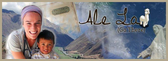Ale La (Go There)