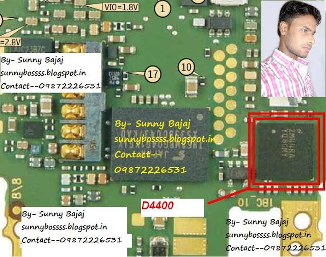 Sunny Bajaj  Nokia 9300 Keypad Ic
