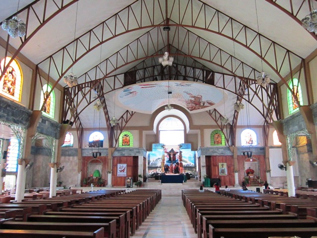 Sto. Niño Shrine Butuan City, sto nino church, church in butuan, sto nino butuan