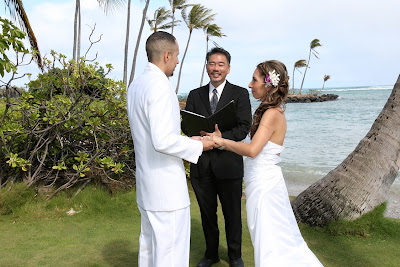 Hawaii Wedding Ministers