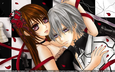 #15 Vampire Knight Wallpaper