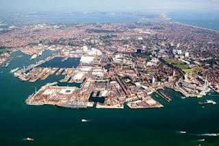 Tempat Wisata Di Inggris - Portsmouth Historic Dockyard